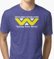 Weyland-Yutani Corp Tri-blend T-Shirt