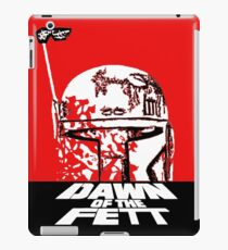 DAWN OF THE FETT iPad Case/Skin