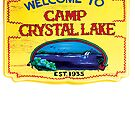 Welcome to Crystal Lake by Philipe3d