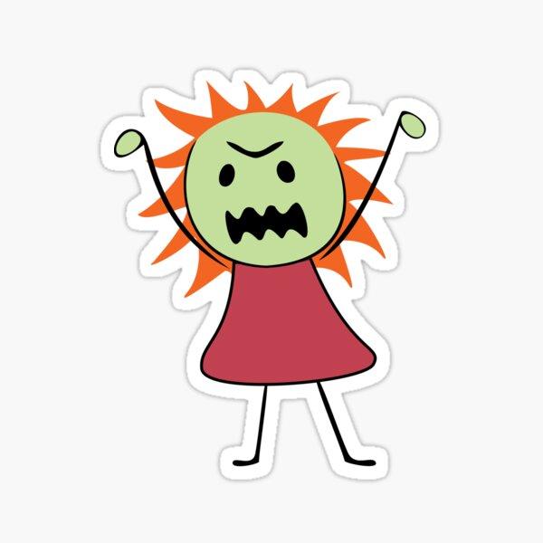 Raah! Sticker