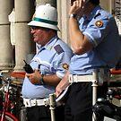 Keystone cops by su2anne