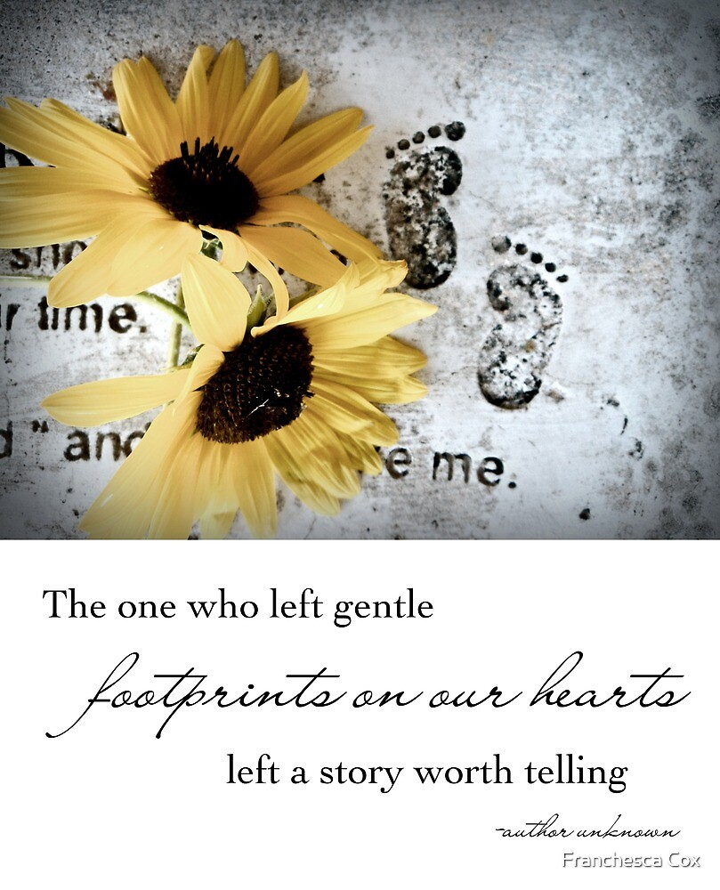 Footprints on our Hearts\