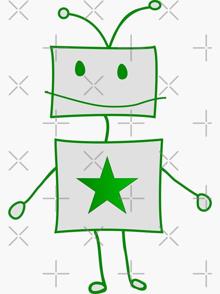 Roboto amas Esperanton by tannie