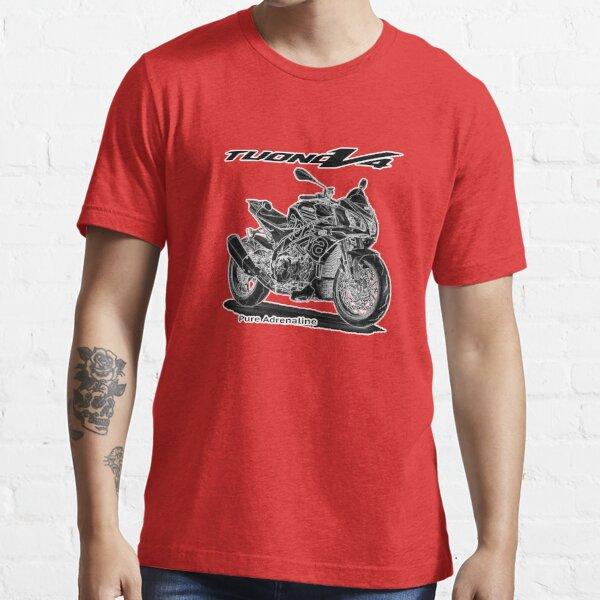 Aprilia Tuono V4 - Diseño personalizado Camiseta esencial