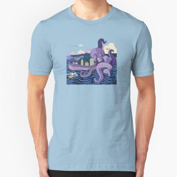 Monster Love Slim Fit T-Shirt