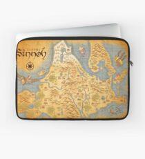 Sinnoh Map Laptop Sleeve