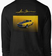 1969 Mustang Mach 1 Long Sleeve T-Shirt