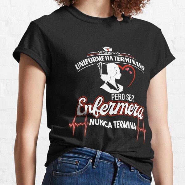 Camisa de la enfermera - enfermera enfermera regalo Classic T-Shirt