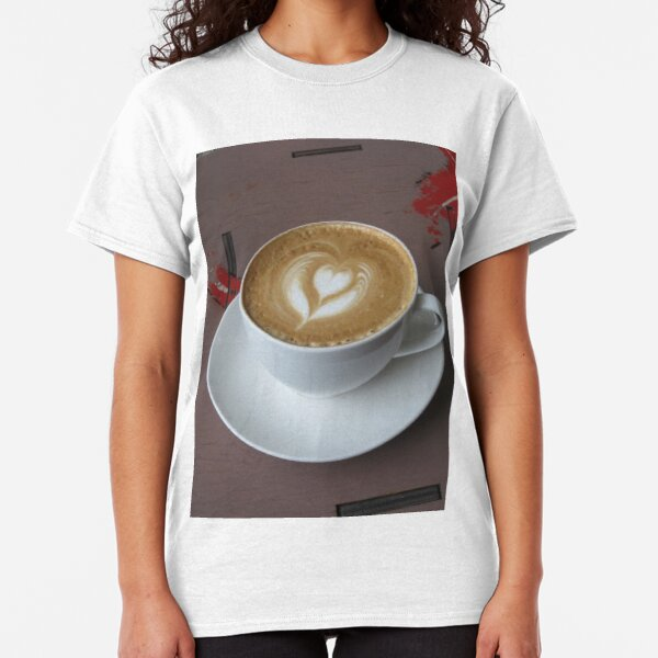 Coffee Art Classic T-Shirt