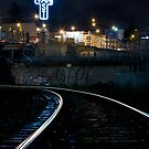 Wrong Side Of The Tracks by ClaytonPerry