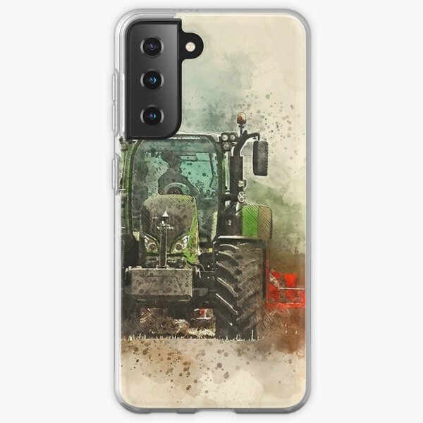 Grafting Fendt Tractor Samsung Galaxy Soft Case