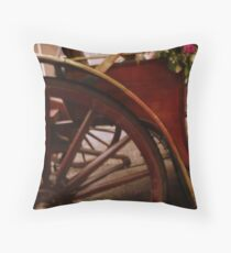 CHARIOTS Throw Pillow