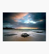 Hebridean Light Photographic Print