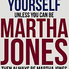 Always Be Martha Jones by BobbyMcG