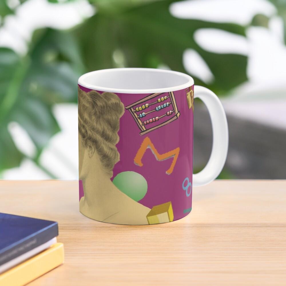 Ipazia - Mathematician Mug
