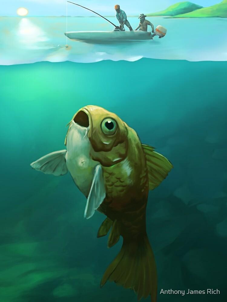 Big Fish | Digital Illustration by AJRart