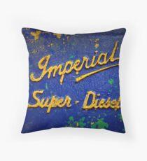 Imperial Super Diesel Throw Pillow