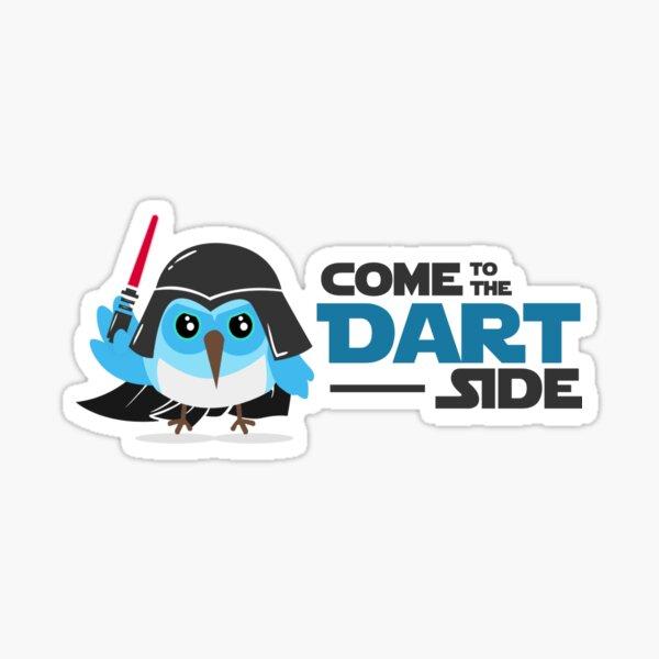 Flutter Dart Dash Sticker