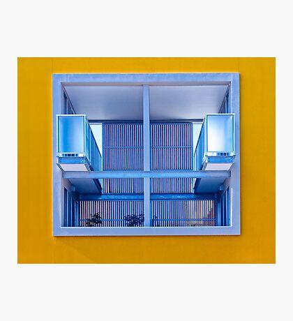 Two Balconies Photographic Print