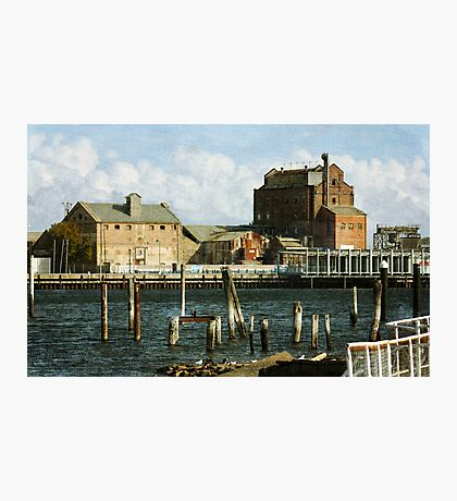 ~ The Old Flour Mill ~ Photographic Print