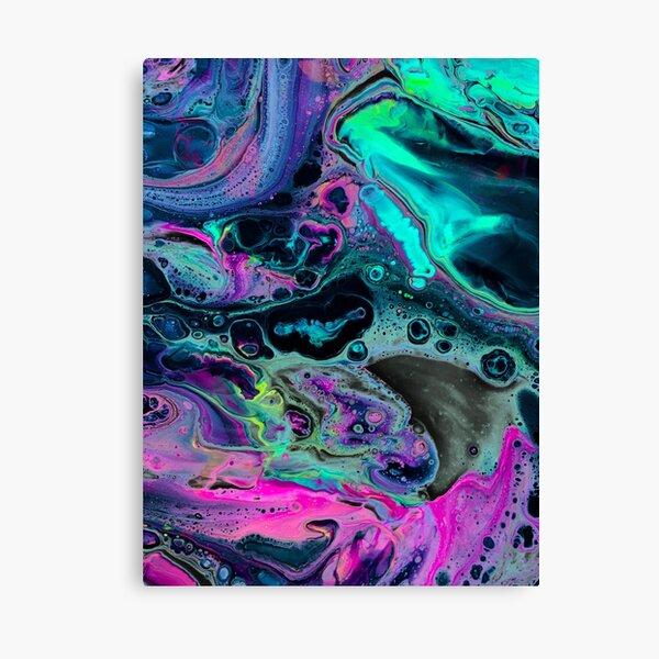 Tropical Melt Canvas Print