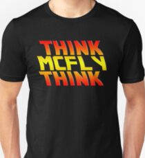 Think, McFly, Think  T-Shirt