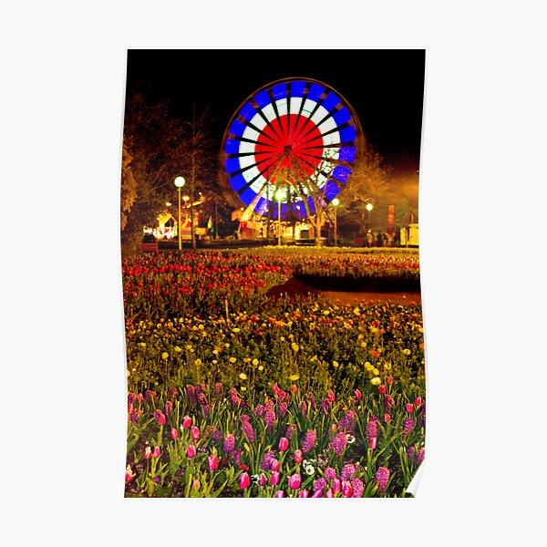 Floriade Nightfest 2009 Poster
