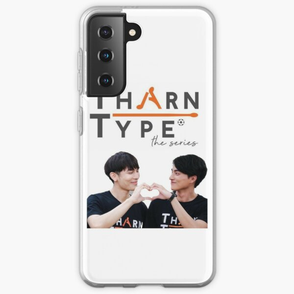 TharnType The Series Funda blanda para Samsung Galaxy