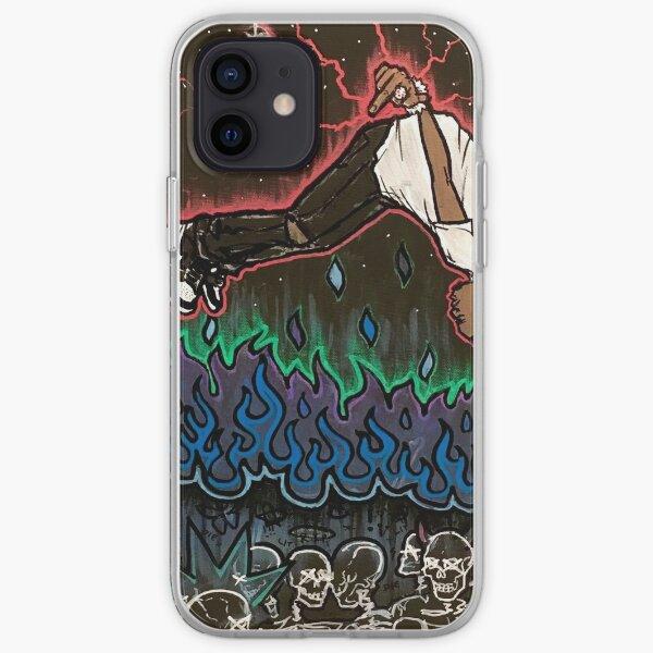Die lit iPhone Soft Case