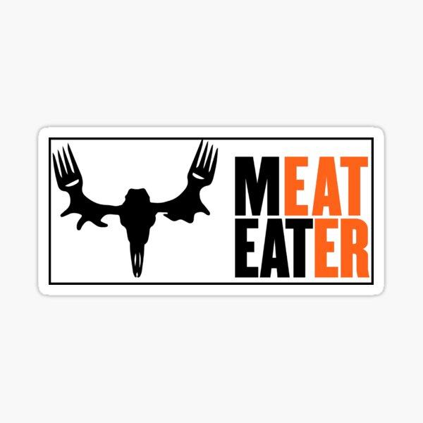 Meat Eater Sticker