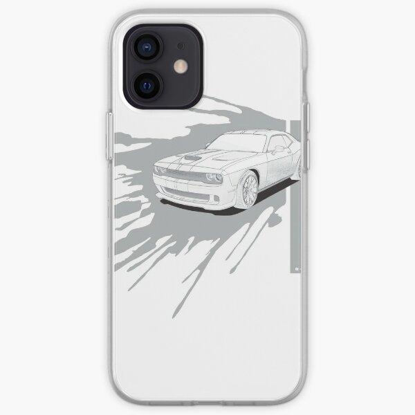 Coques et étuis iPhone sur le thème Dodge Challenger Hellcat ...