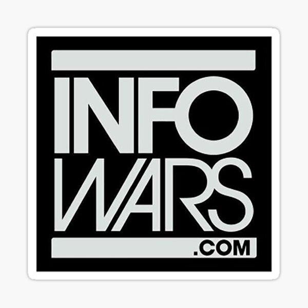 Info Wars  Sticker