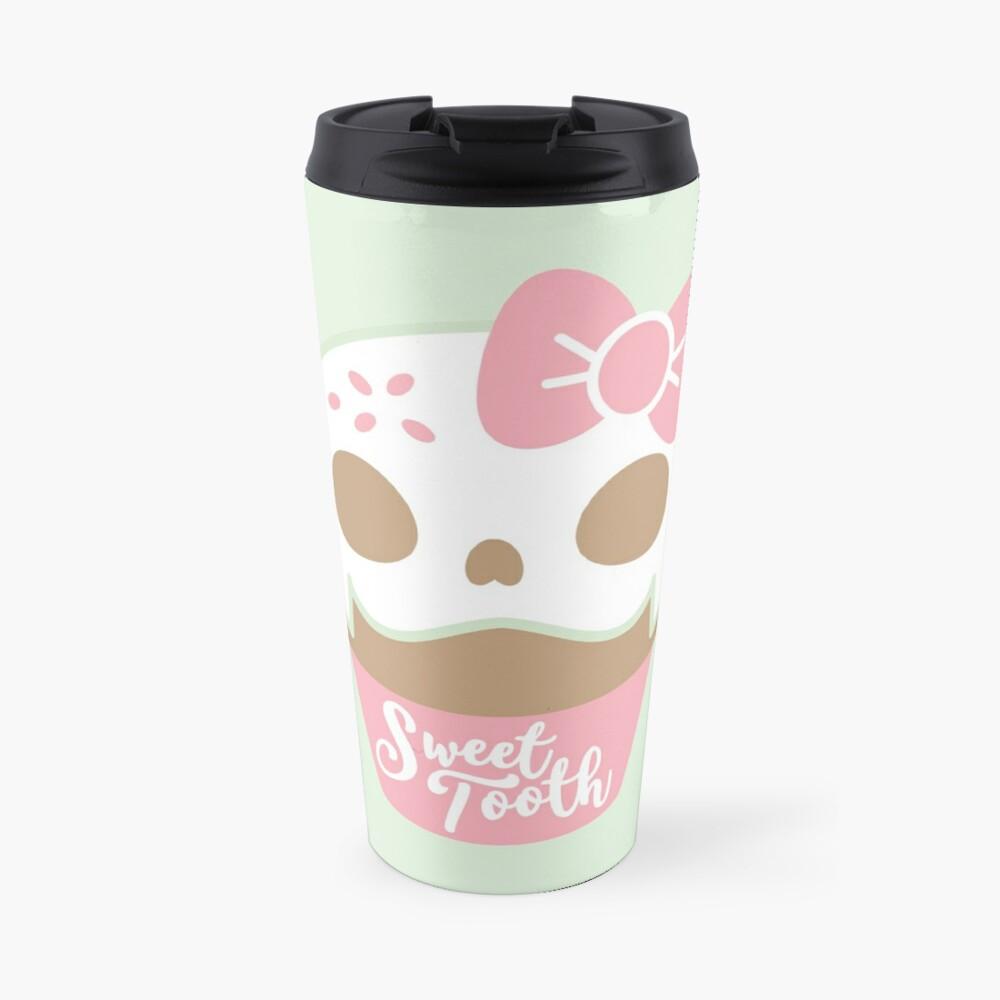 Sweet Tooth Cafe Travel Mug