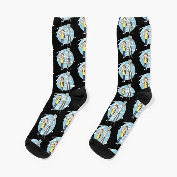 You Son Of A B*tch, I'm In (Rick & Morty) Socks