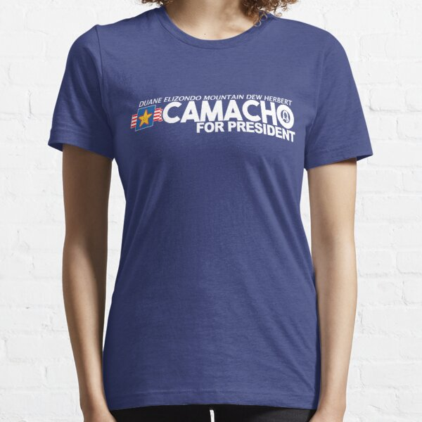 Idiocracy - Camacho for President Essential T-Shirt