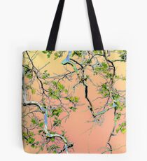 Spring Maple Tote Bag