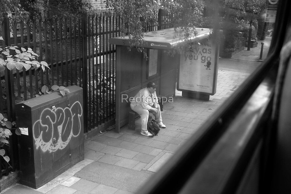 LONDON: VIEWS FROM THE TOP DECK PT 7 'THE WAITING GAME' by Redtempa