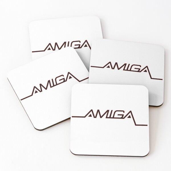 AMIGA - the timeless classic branding Coasters (Set of 4)
