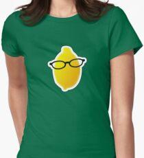 Liz Lemon Womens Fitted T-Shirt