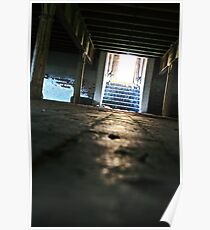 Hurry ~ Sleaford Bass Maltings Poster