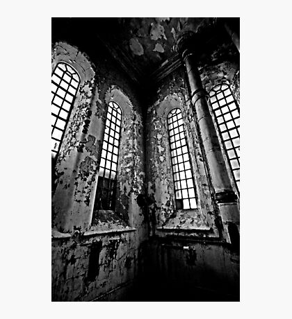 Four ~ Sleaford Bass Maltings Photographic Print