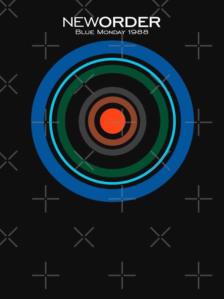 Blue Monday - Techno Pop by AkiraFussion