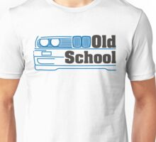 E30 Old School - Blue Unisex T-Shirt
