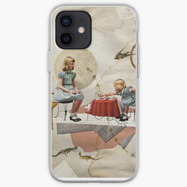Time for Tea iPhone Soft Case