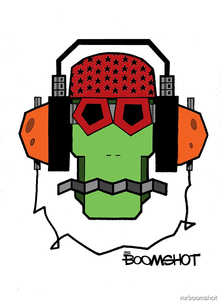 Deadphones by mrboomshot