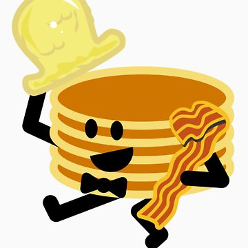 Dancing Pancakes by DoctorOhm