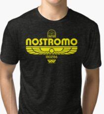 Nostromo. Tri-blend T-Shirt