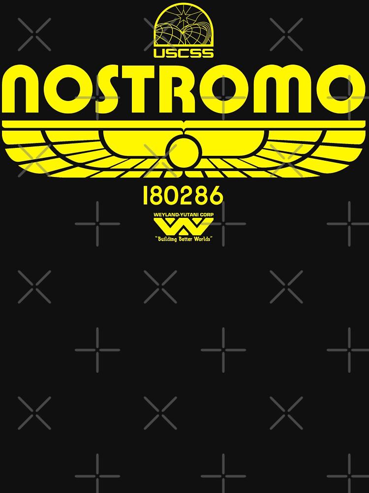 TShirtGifter presents: Nostromo. | Unisex T-Shirt