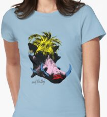 Andy Warthog Women's Fitted T-Shirt