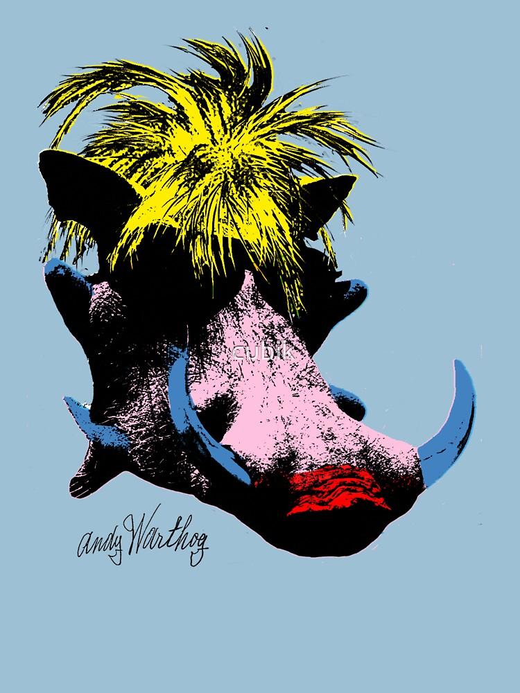 Andy Warthog by cubik